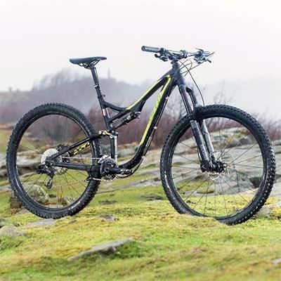 Bicicleta de Montaña Specialized Stumpjumper Evo