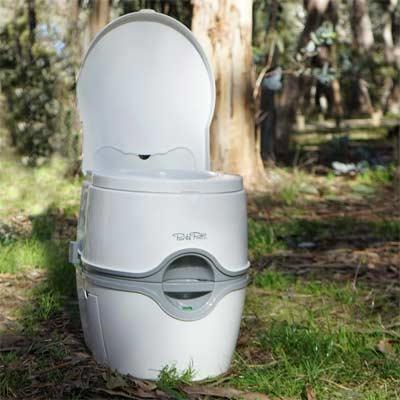 Thetford Porta Potti 565E - WC Eléctrico Portátil