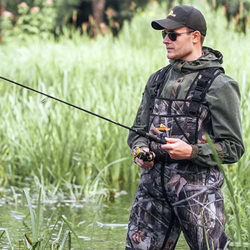 vadeadores de pesca de neopreno